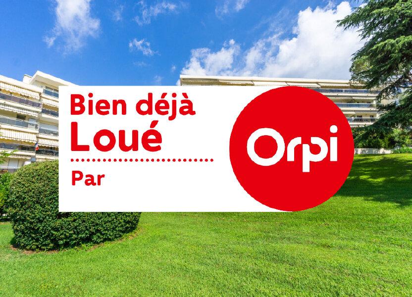 Appartement à louer 29.55m2 à Mandelieu-la-Napoule