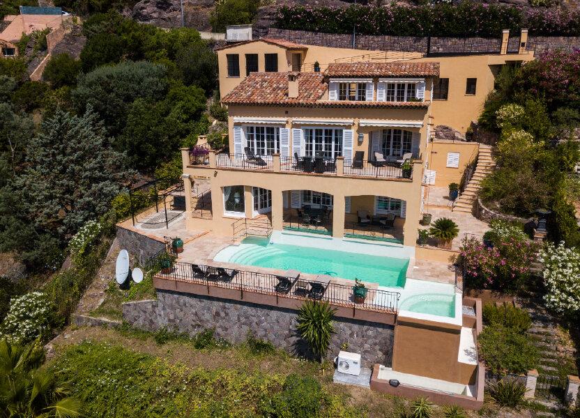 Maison à vendre 330m2 à Théoule-sur-Mer