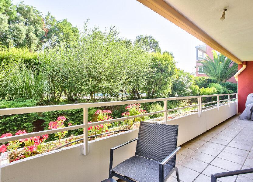 Appartement à vendre 51.6m2 à Mandelieu-la-Napoule