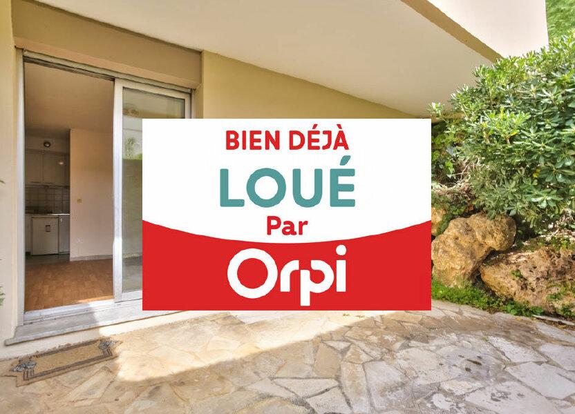 Appartement à louer 21.57m2 à Mandelieu-la-Napoule