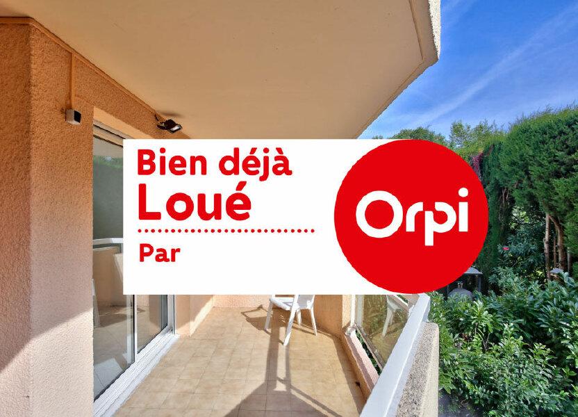 Appartement à louer 30.7m2 à Mandelieu-la-Napoule