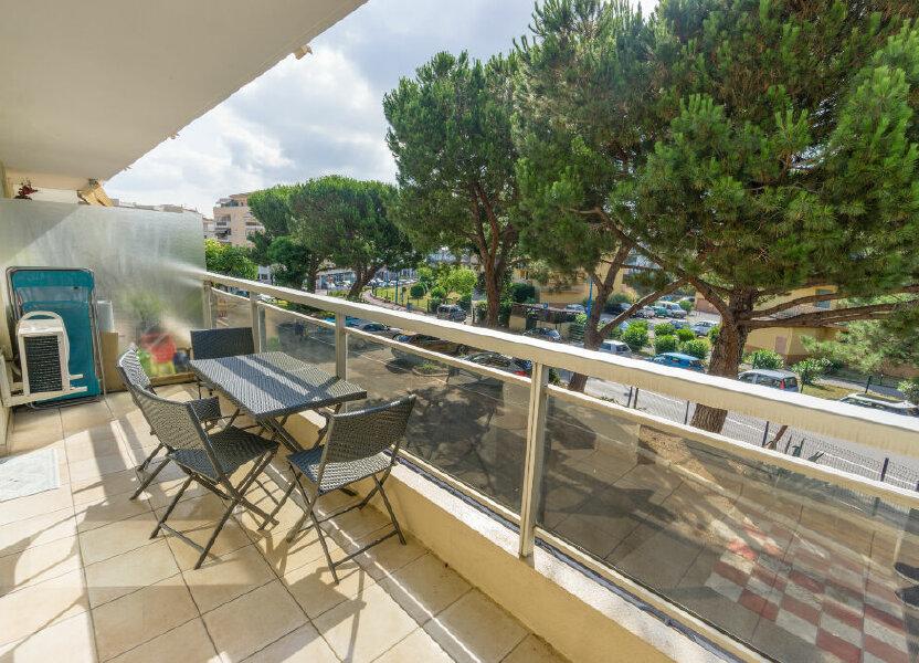 Appartement à louer 31.62m2 à Mandelieu-la-Napoule
