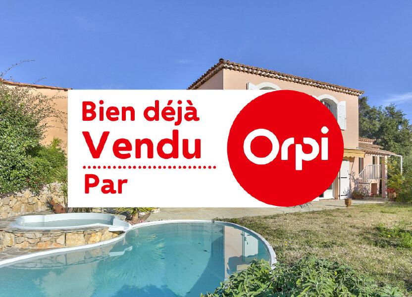 Maison à vendre 101.12m2 à Mandelieu-la-Napoule