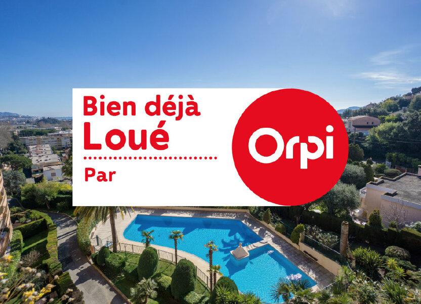 Appartement à louer 80.7m2 à Mandelieu-la-Napoule
