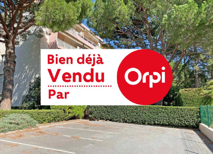 Appartement à vendre 82.96m2 à Mandelieu-la-Napoule