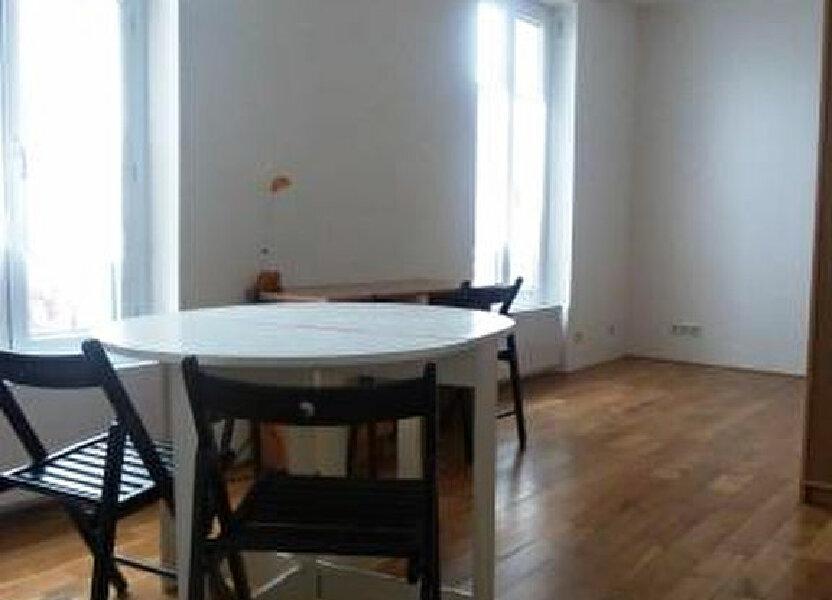 Appartement à louer 35.02m2 à Ivry-sur-Seine