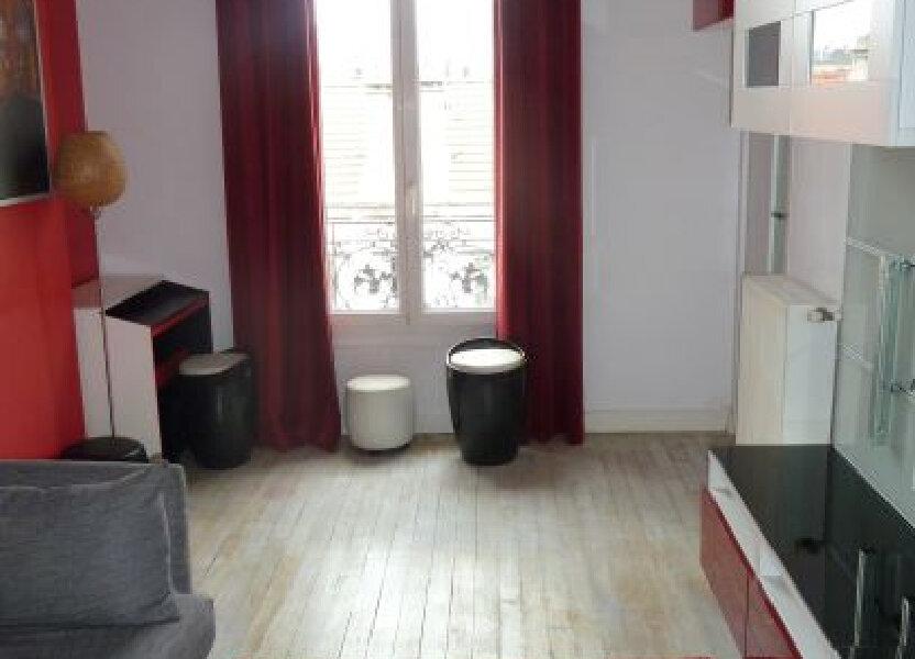 Appartement à louer 34.59m2 à Ivry-sur-Seine