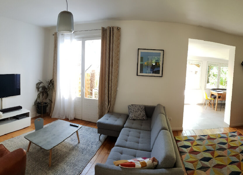 Maison à louer 95.18m2 à Ivry-sur-Seine