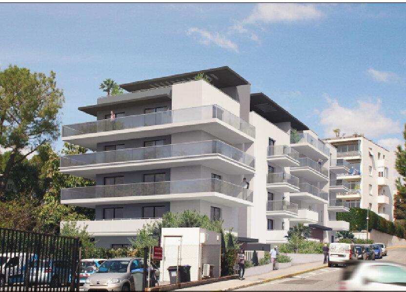 Appartement à vendre 62m2 à Cagnes-sur-Mer