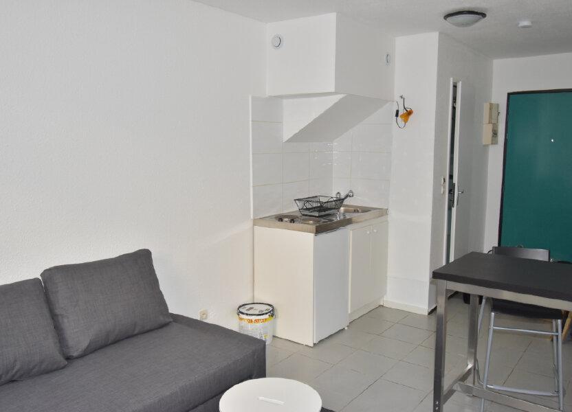 Appartement à louer 17.79m2 à Lyon 8