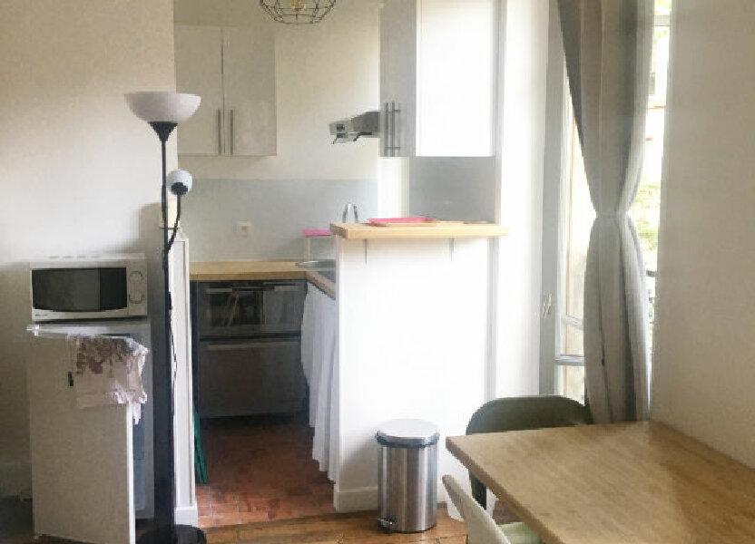 Appartement à louer 29.42m2 à Paris 18