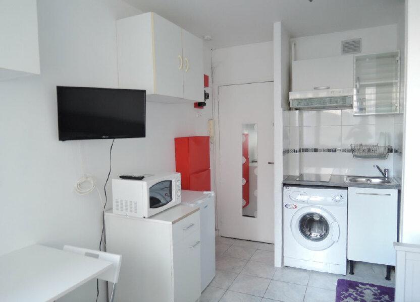 Appartement à louer 12.4m2 à Paris 20