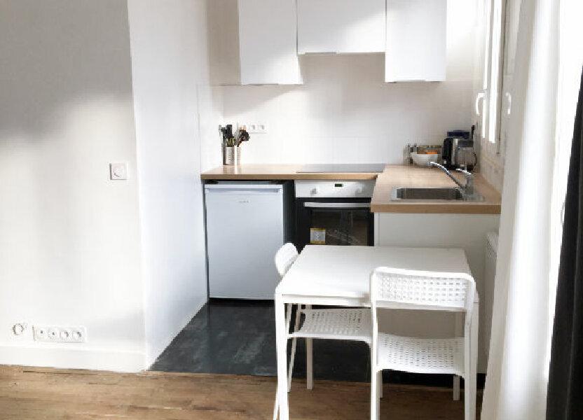 Appartement à louer 36.26m2 à Paris 20