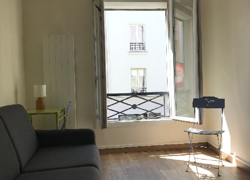 Appartement à louer 18.83m2 à Paris 11