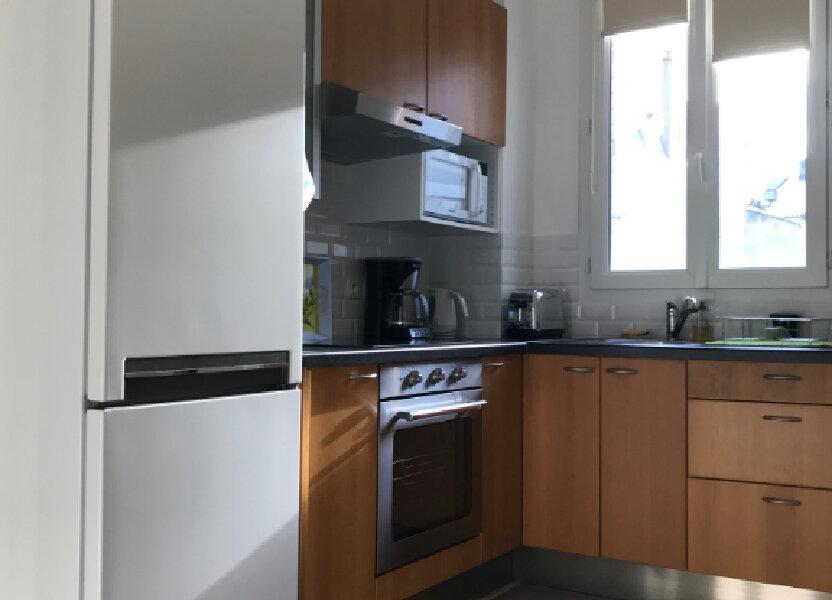 Appartement à louer 29.84m2 à Paris 20