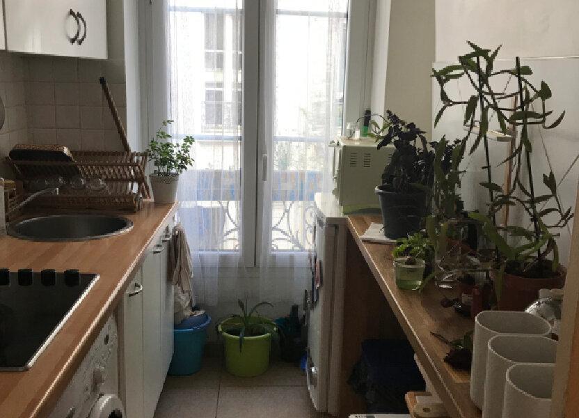 Appartement à louer 39.29m2 à Paris 12