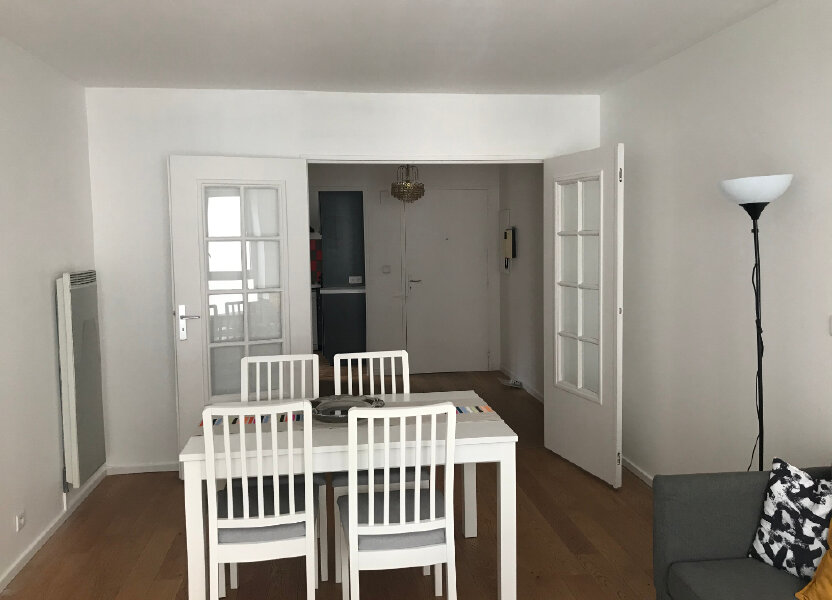 Appartement à louer 74m2 à Paris 20