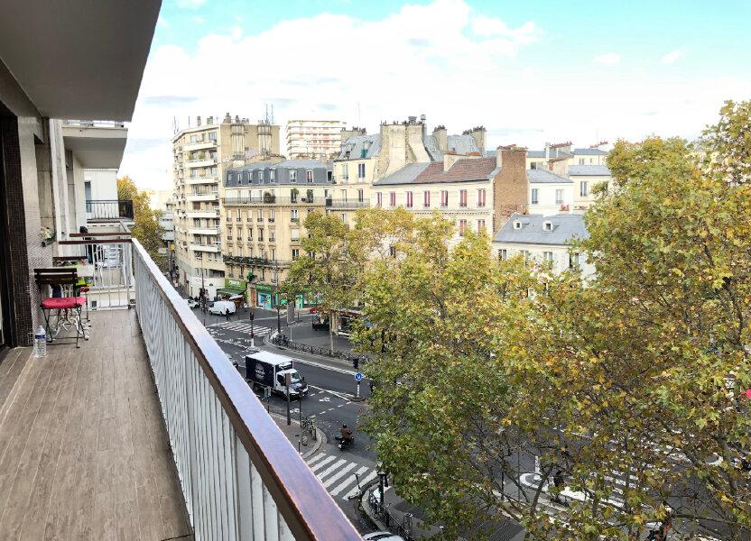 Appartement à vendre 115m2 à Paris 11