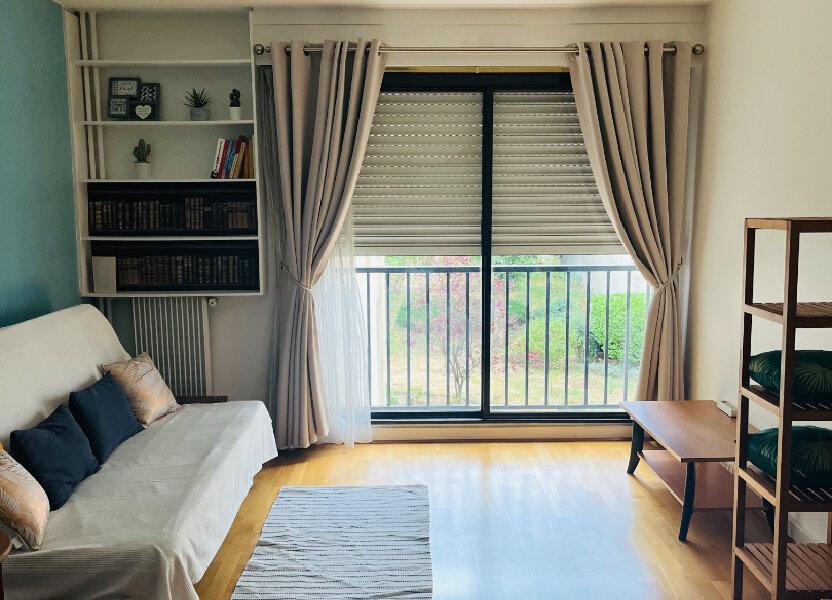 Appartement à louer 33m2 à Paris 20