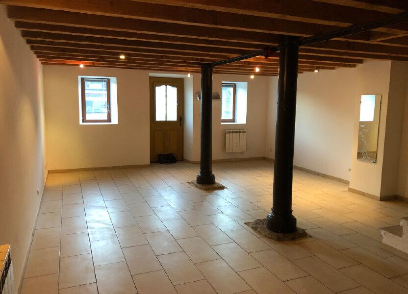 Appartement à louer 90m2 à Rumilly