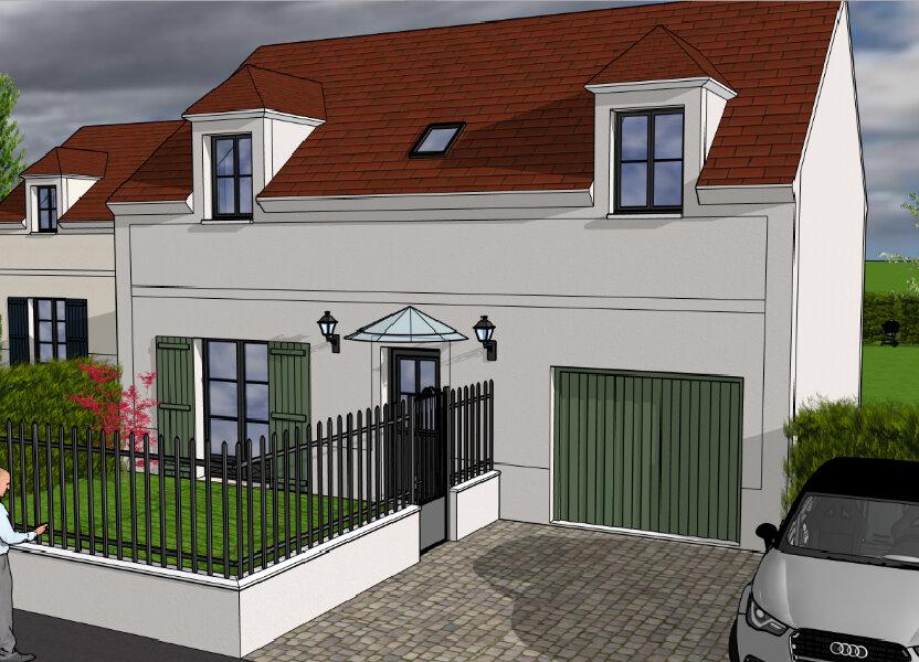 Maison à vendre 125.81m2 à Morainvilliers