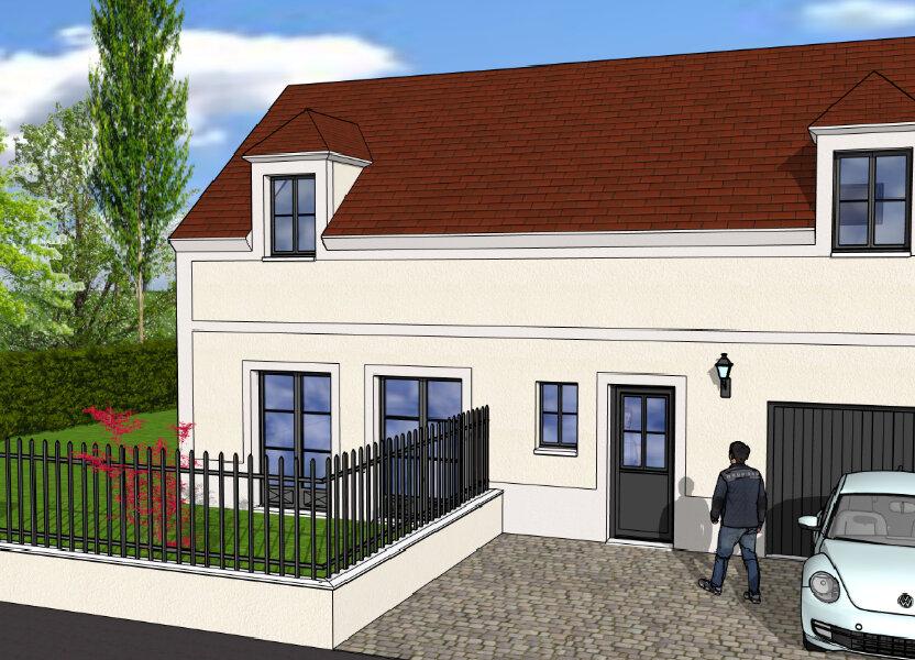 Maison à vendre 111.67m2 à Morainvilliers