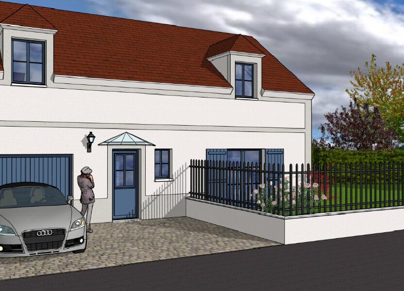 Maison à vendre 121.2m2 à Morainvilliers