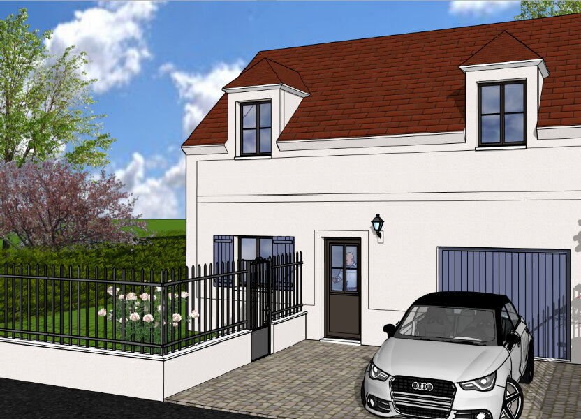 Maison à vendre 93.29m2 à Morainvilliers
