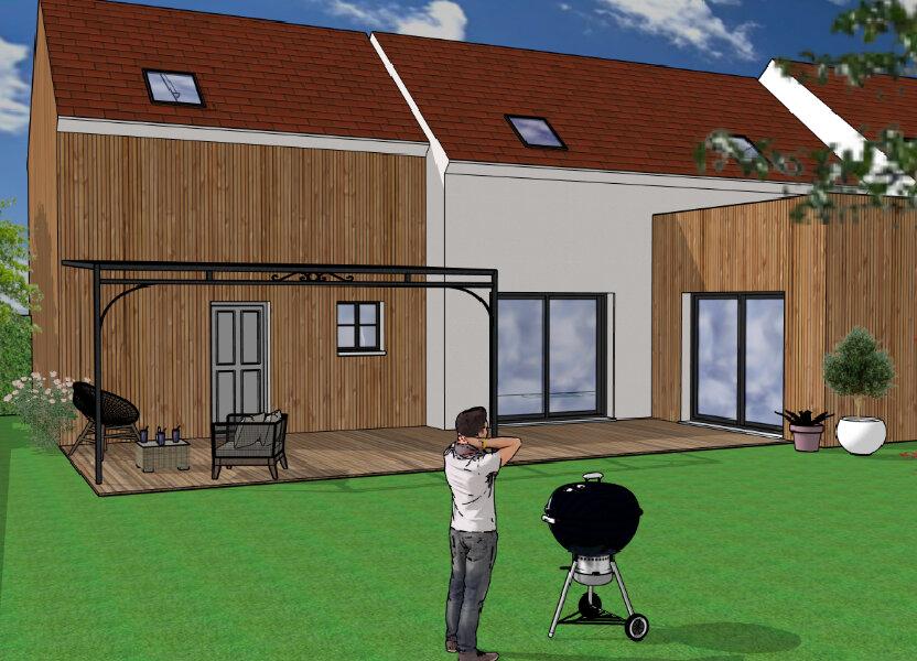 Maison à vendre 112.86m2 à Morainvilliers