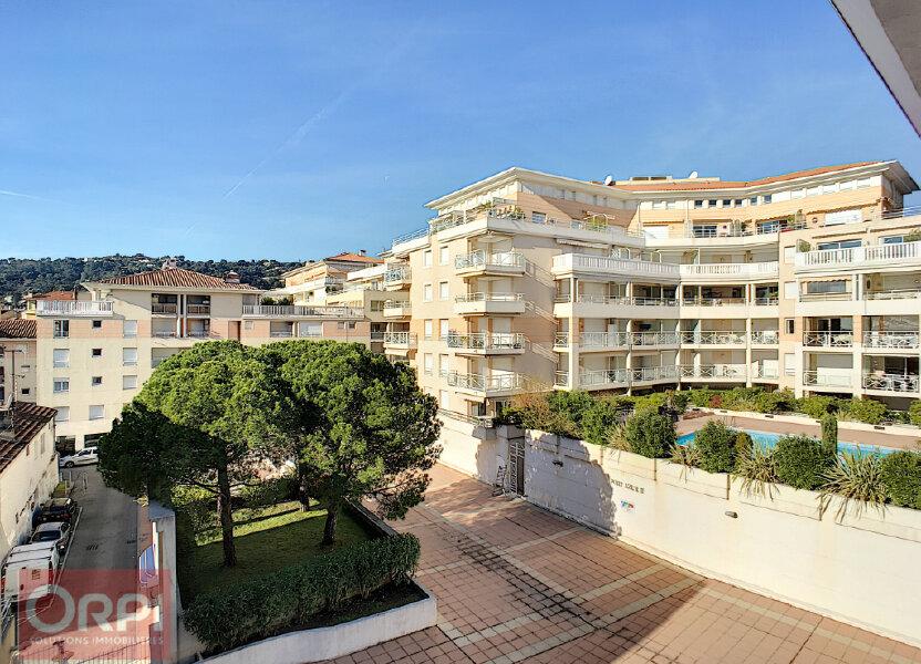 Appartement à vendre 28.44m2 à Golfe Juan - Vallauris