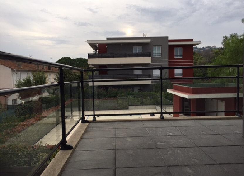 Appartement à louer 79.52m2 à Golfe Juan - Vallauris
