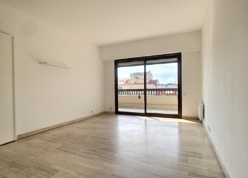 Appartement à louer 48.53m2 à Cannes