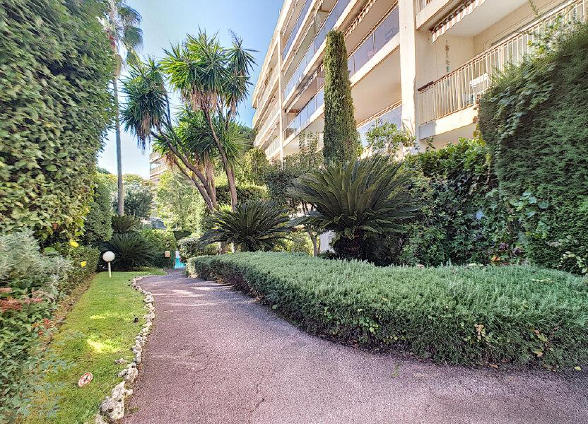 Appartement à vendre 66.81m2 à Cannes