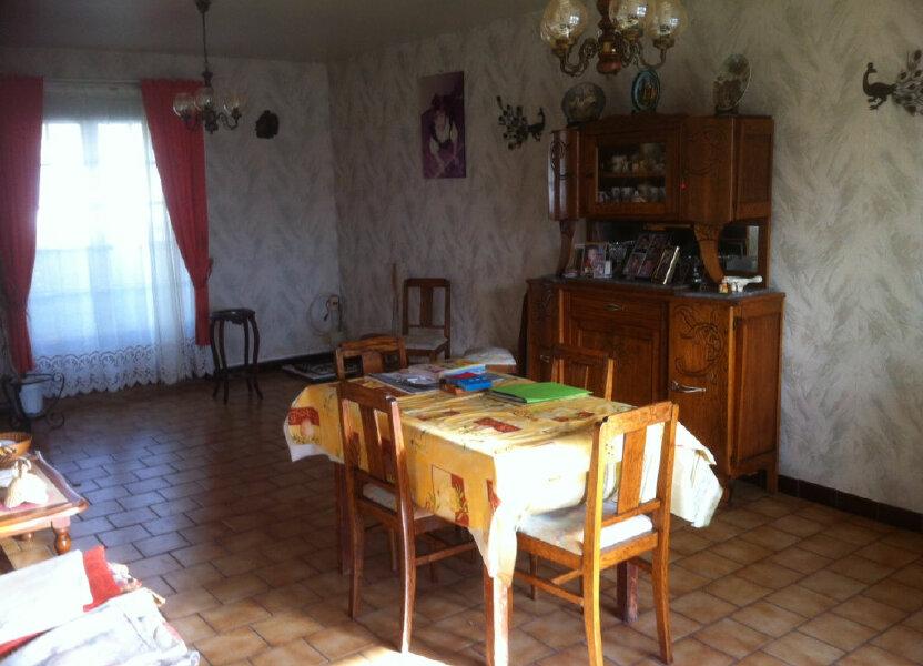 Maison à vendre 78m2 à Origny-Sainte-Benoite