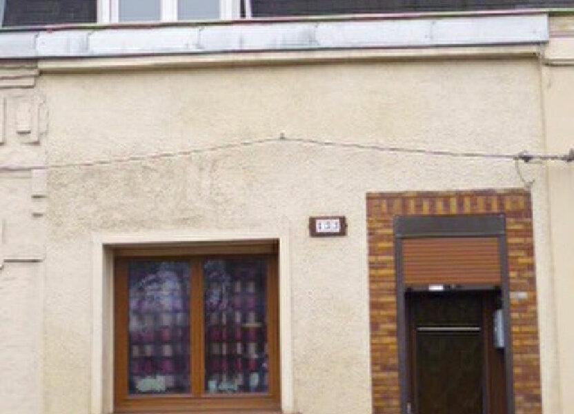 Maison à vendre 74m2 à Saint-Quentin
