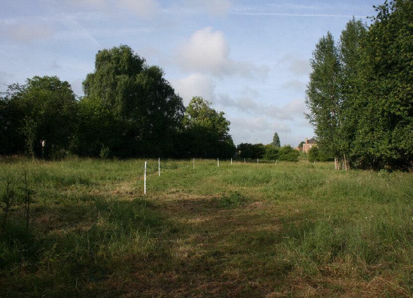 Terrain à vendre 3886m2 à Chauny