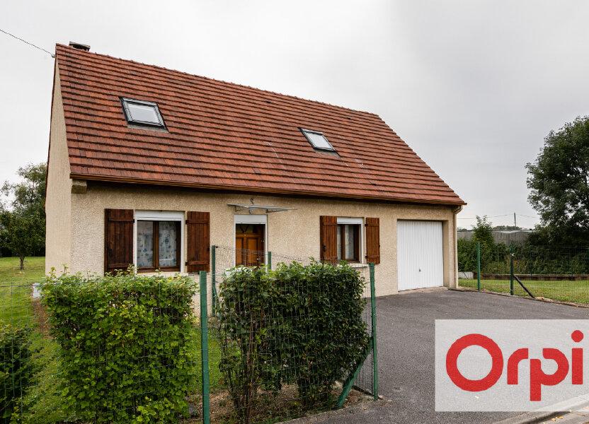 Maison à vendre 73m2 à Chauny
