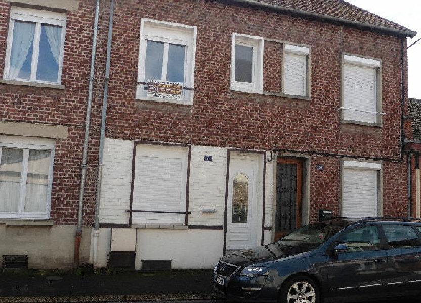 Maison à louer 55m2 à Tergnier