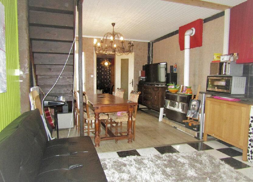 Maison à vendre 64m2 à Folembray