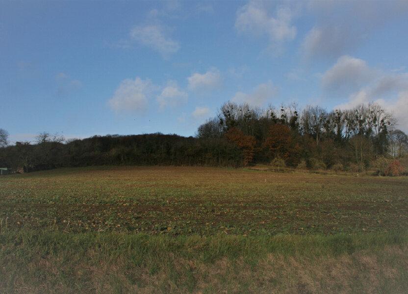 Terrain à vendre 1029m2 à Béthancourt-en-Vaux