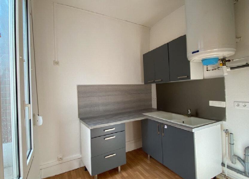Appartement à louer 38m2 à Chauny