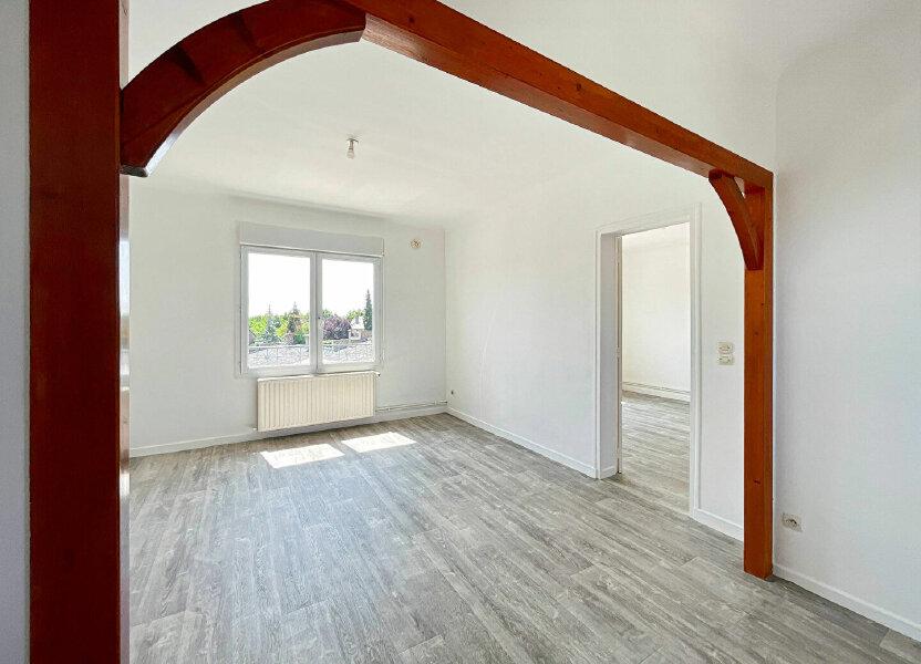 Appartement à louer 71.5m2 à Tergnier