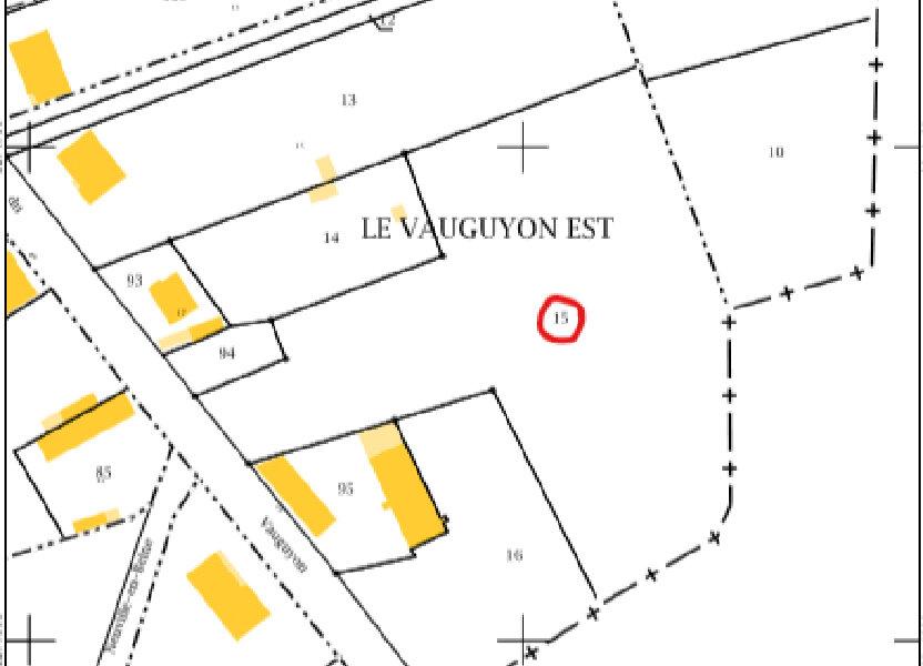 Terrain à vendre 5742m2 à La Neuville-en-Beine