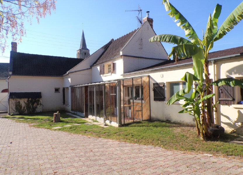 Maison à vendre 200m2 à Crépy