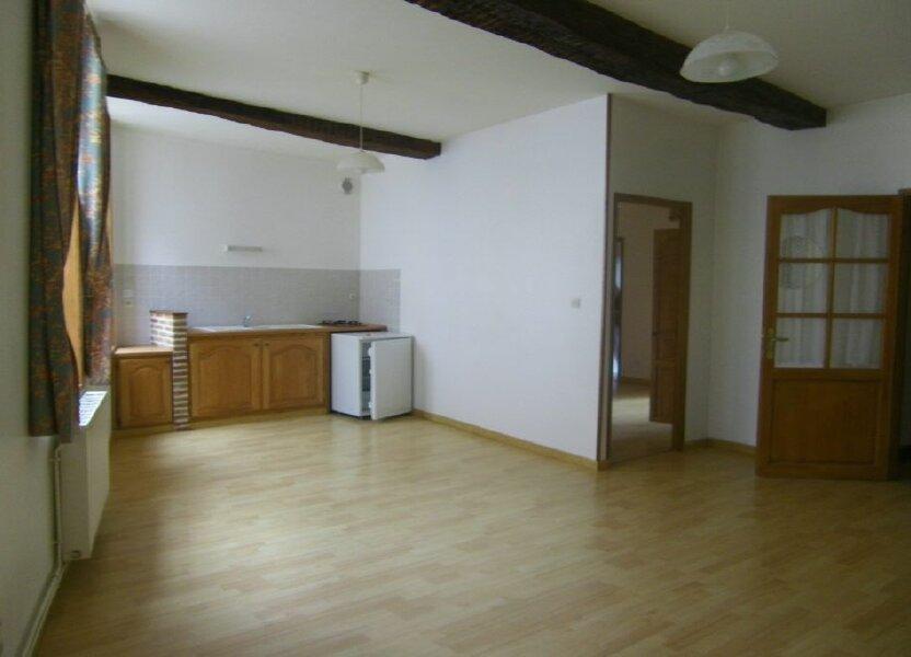 Appartement à louer 56m2 à Laon