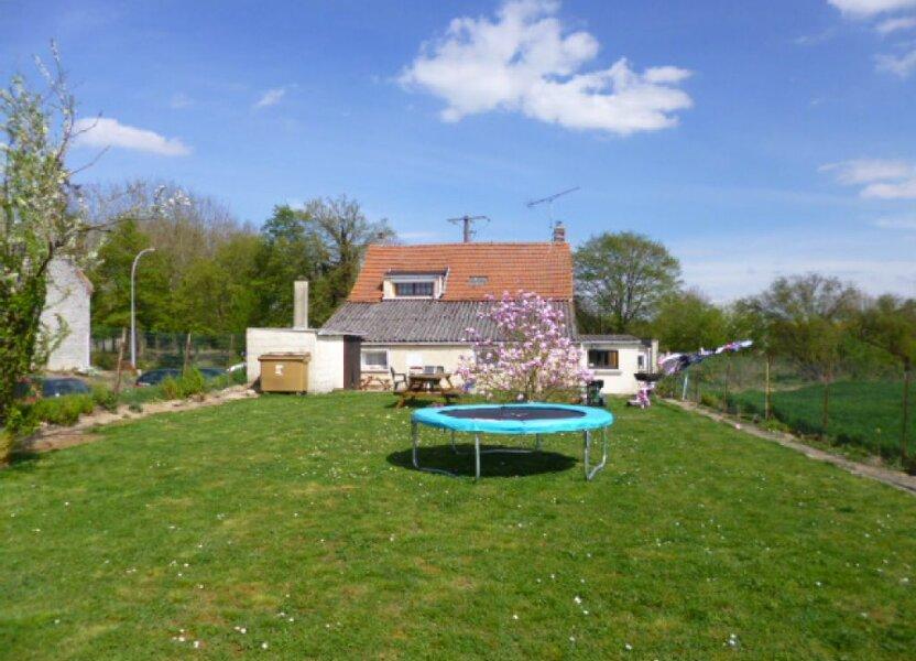 Maison à vendre 92m2 à Chivres-en-Laonnois