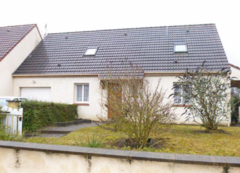 Maison à vendre 113m2 à Mons-en-Laonnois