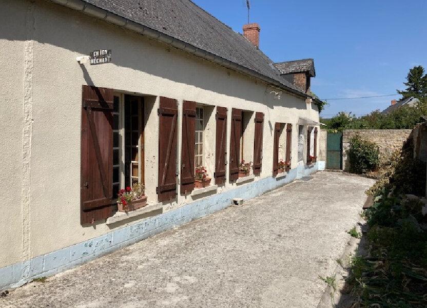 Maison à vendre 115m2 à Saint-Erme-Outre-et-Ramecourt