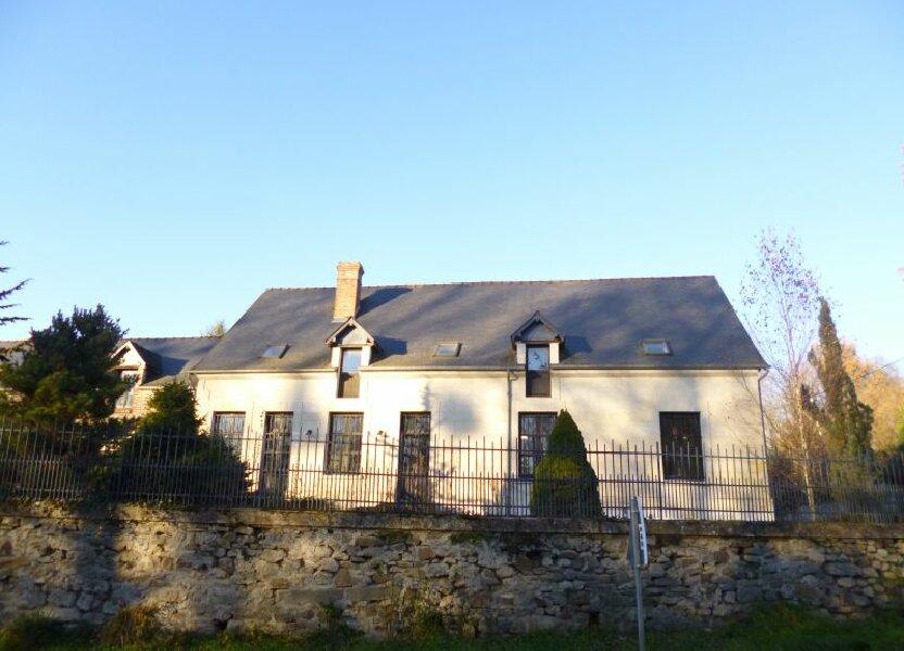 Maison à vendre 350m2 à Merlieux-et-Fouquerolles