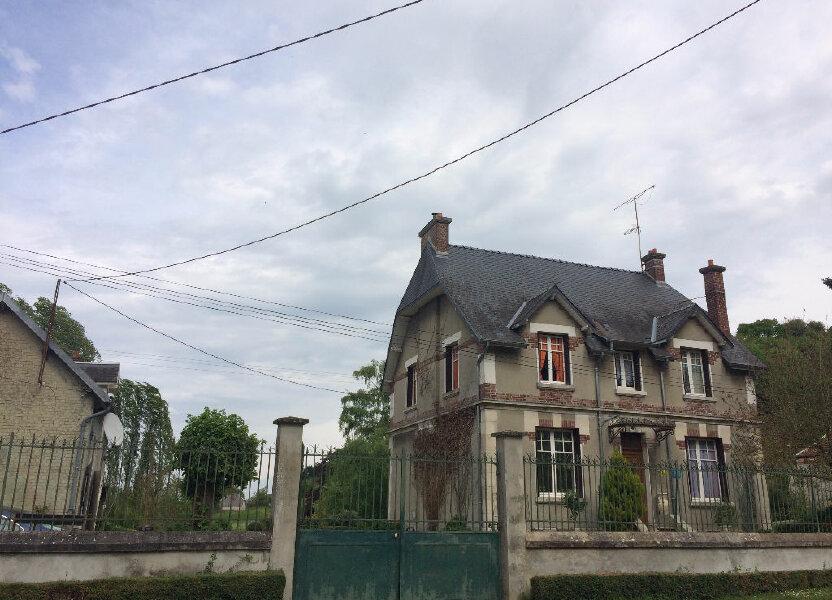 Maison à vendre 140m2 à Crécy-au-Mont